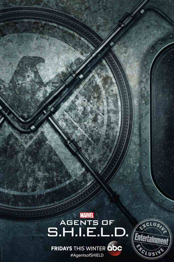 agents of shield temporada 5 poster