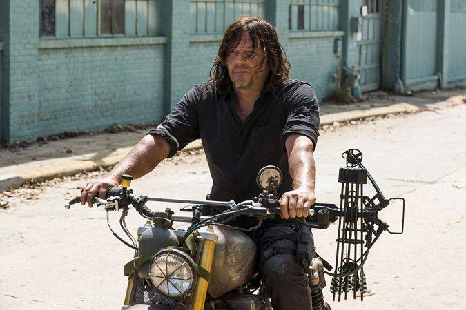 the walking dead temporada 8 daryl dixon