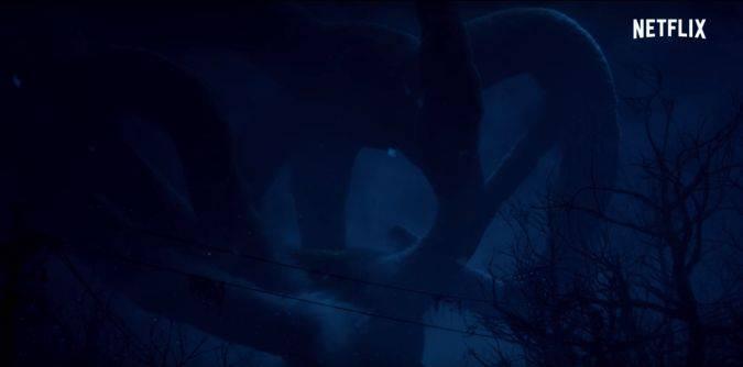 stranger things temporada 2 trailer final monstruo