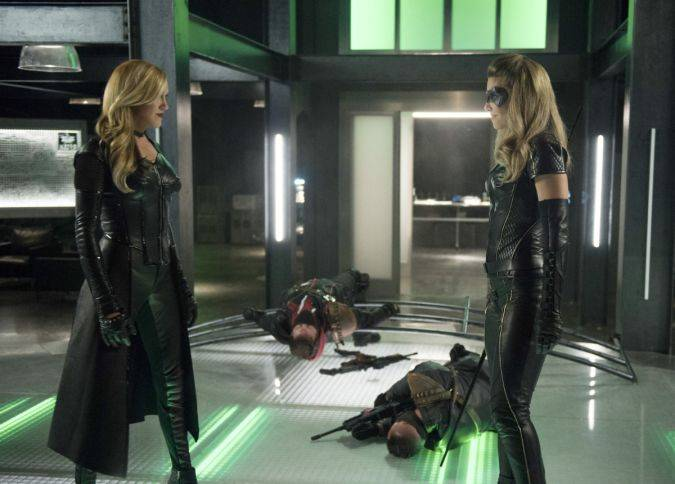 arrow black siren black canary
