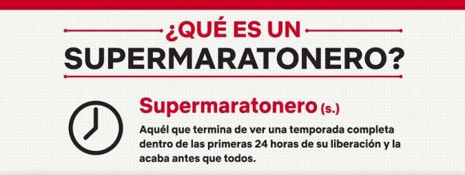 netflix maratoneros