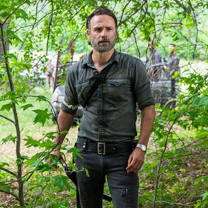 the walking dead 8x01 rick grimes