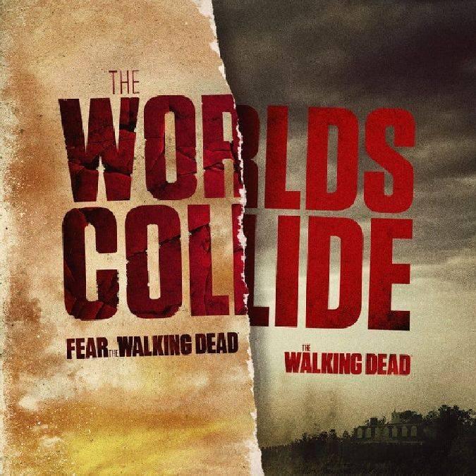 the walking dead crossover fear