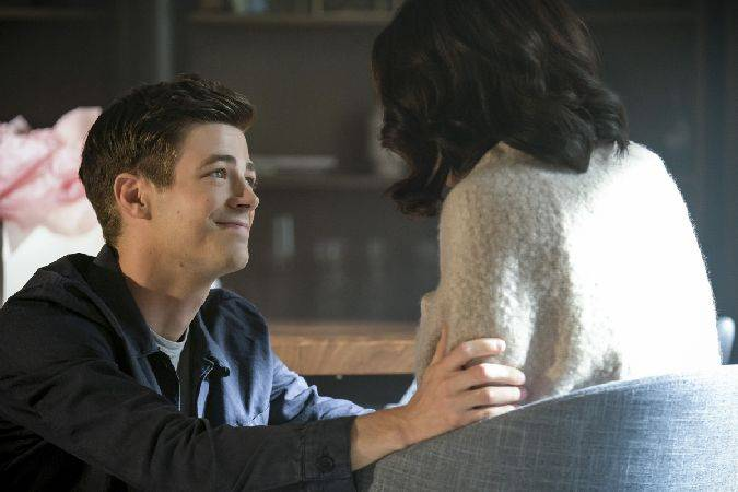 the flash 3x03 barry allen iris