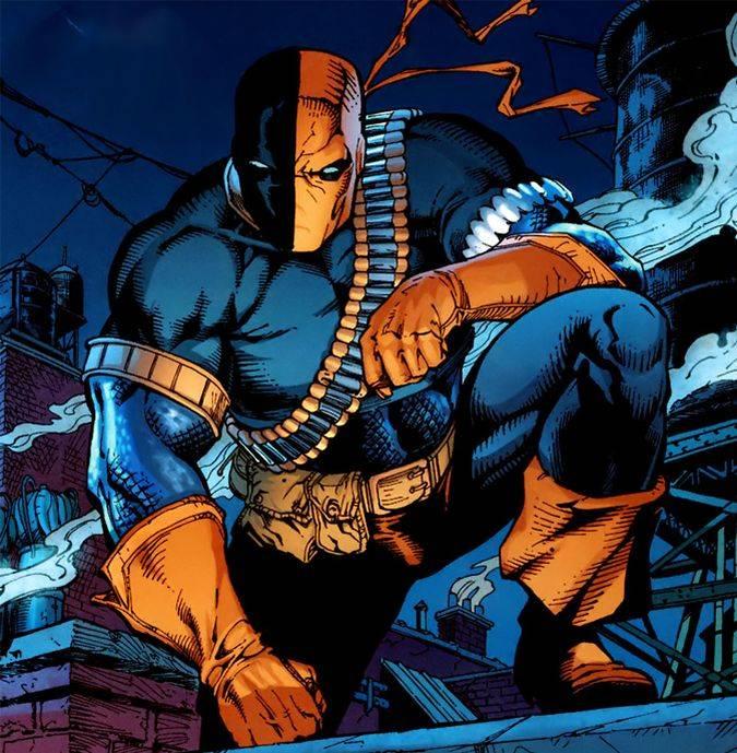 Deathstroke dc comics