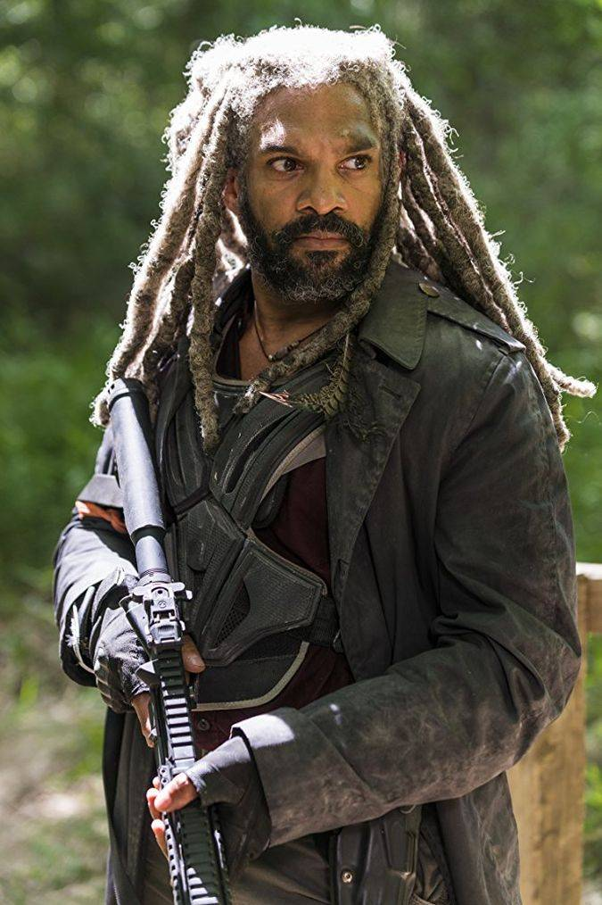 the walking dead 8x02 rey ezekiel