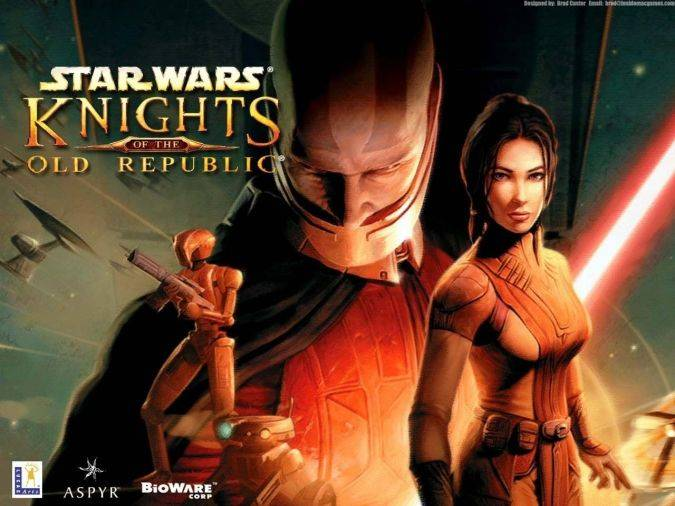 Knights of the Old Republic videojuego