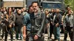 The Walking Dead 7x10: ¿Rick confirma que Negan se convertirá en aliado con esta frase? - Noticias de seth grahame smiteh