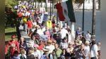 EEUU: detenciones de inmigrantes en frontera con México creció en enero - Noticias de el mes de octubre