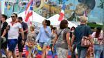 El Carnaval de la Calle Ocho en Miami congregó a miles de latinos - Noticias de enzio oliva