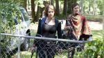 The Walking Dead 7x14: revelan desgarradora escena de Maggie y Daryl sobre Glenn - Noticias de maggie keswick