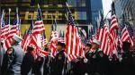 Así se celebró el Día de San Patricio en Nueva York - Noticias de patricia valer