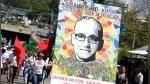 Óscar Arnulfo Romero: El Salvador conmemoró el 37 aniversario de su magnicidio - Noticias de martin woodtli