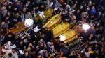 Egipto despide a sus muertos tras atentados de ISIS e inicia estado de emergencia - Noticias de egipto