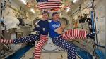 NASA: así se celebró el 4 de julio en el espacio - Noticias de tierra