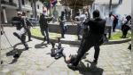 """EEUU rechaza """"inaceptable"""" asedio al Parlamento venezolano - Noticias de mujeres trabajadoras"""