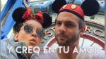 Paulina Goto y Horacio Pancheri: 10 cautivadoras imágenes del video de 'Creo en tu amor' - Noticias de instagram