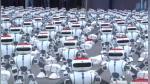 El increíble récord de los robots bailarines en China - Noticias de tecnología