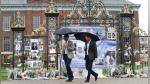 Diana de Gales: Guillermo y Enrique la recuerdan en hermoso jardín a 20 años de su muerte - Noticias de buckingham