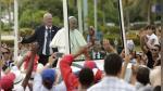 Papa Francisco en Colombia: fervor religioso se impone al calor en Cartagena - Noticias de francisco hernandez