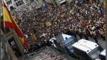 España: protestan en Cataluña contra represión policial en referéndum - Noticias de esc��ndalos policiales