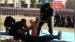 India: así de extrema es la ceremonia de graduación de sus nuevos policías - Noticias de esc��ndalos policiales