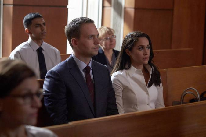 suits temporada 7 mike rachel