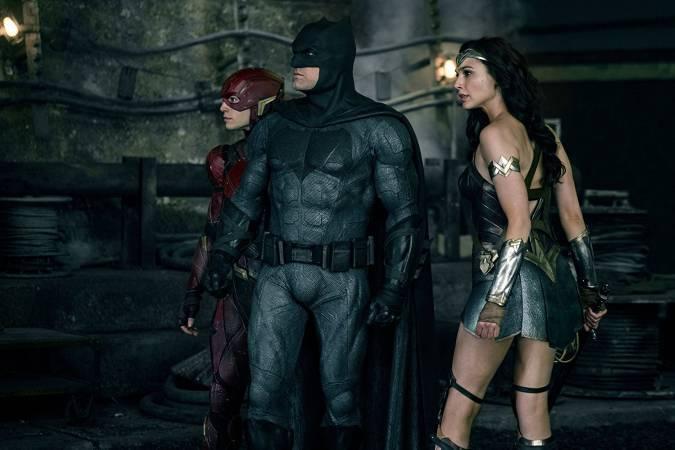 justice league liga justicia