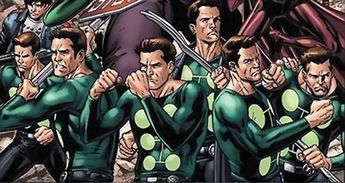 Jamie Madrox multiple man marvel comics x-men