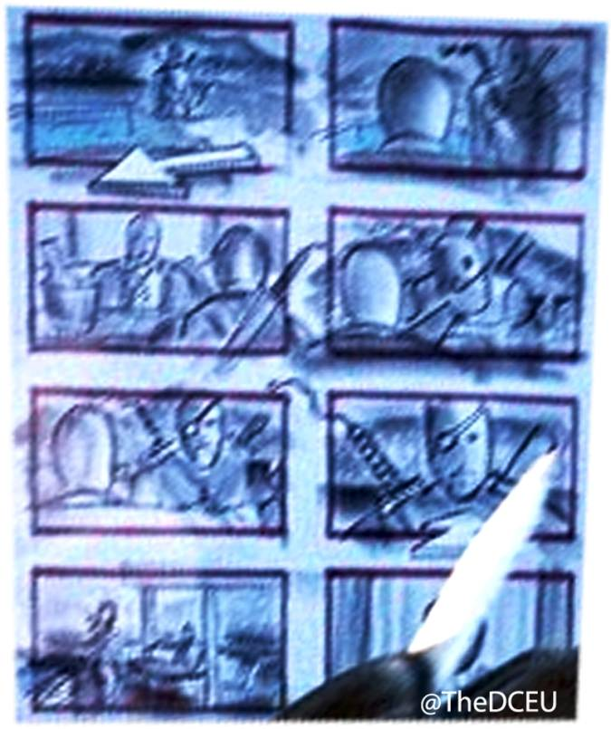 storyboard deathstroke lex luthor justice league