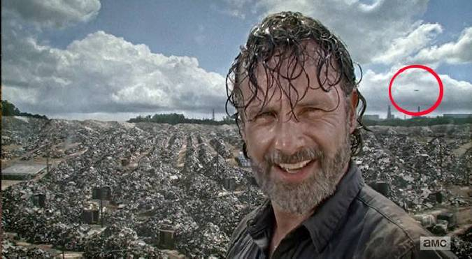 the walking dead rick grimes helicoptero