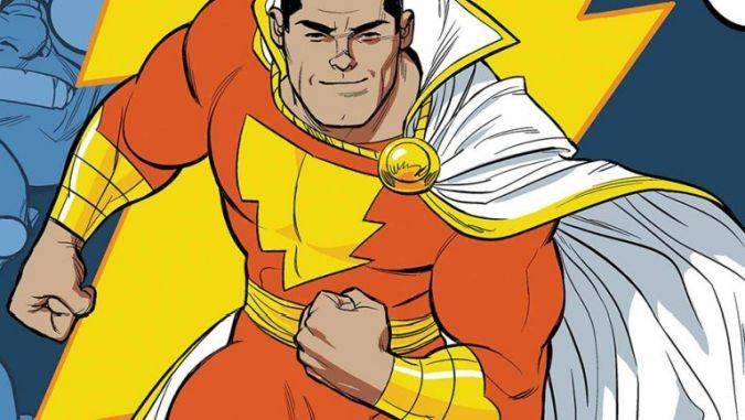 Shazam justice league la liga de la justicia