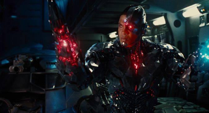 justice league warner bros cyborg