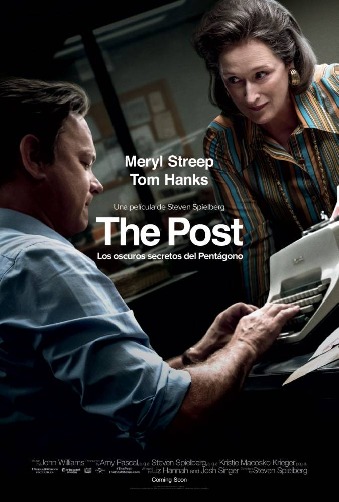 the post poster pelicula
