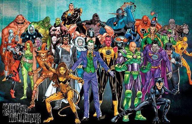 Dc comics injustice league