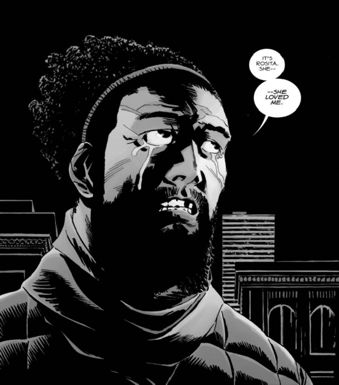 the walking dead siddiq comic