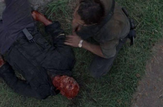 the walking dead temporada 8 whisperers