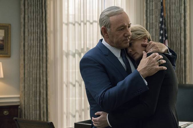 house of cards temporada 6 kevin spacey robin wright