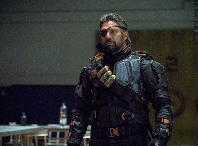 arrow deathstroke slade wilson temporada 6