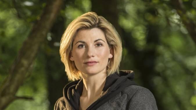 doctor who jodie whittaker señor del tiempo