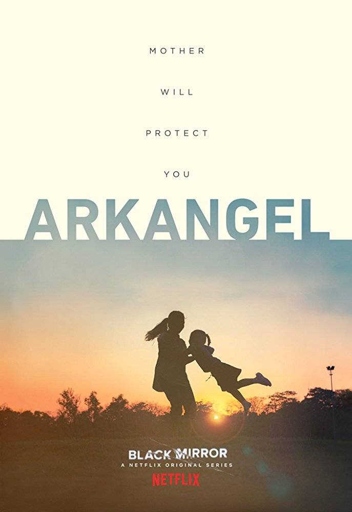 black mirror 4x02 arkangel poster