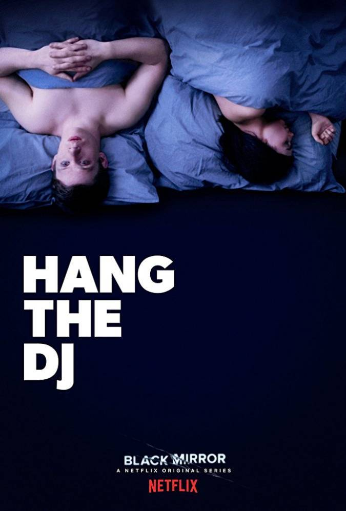 black mirror 4x04 hang the dj poster
