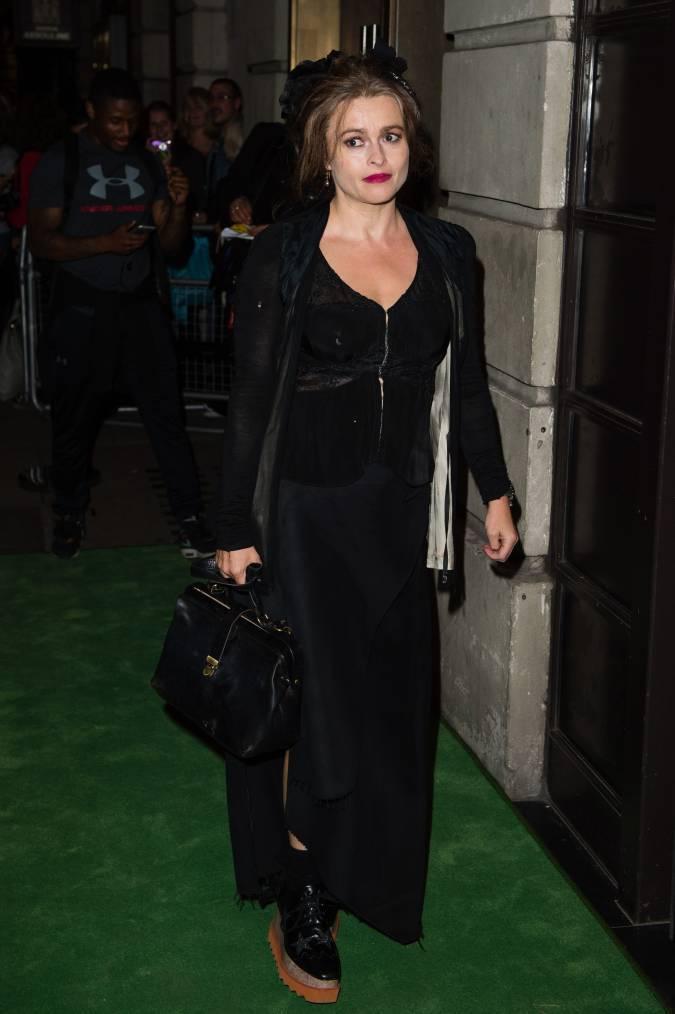 Helena Bonham Carter the crown princesa margarita