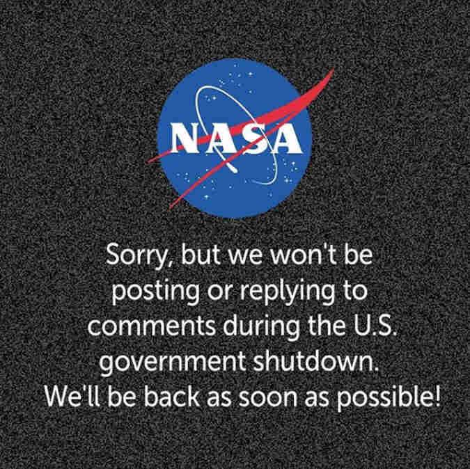 NASA, Instagram