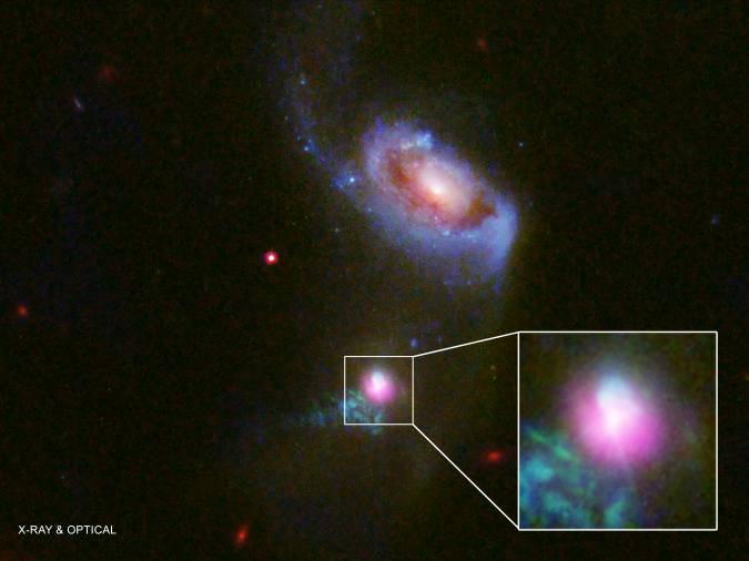 NASA,Agujeros negros