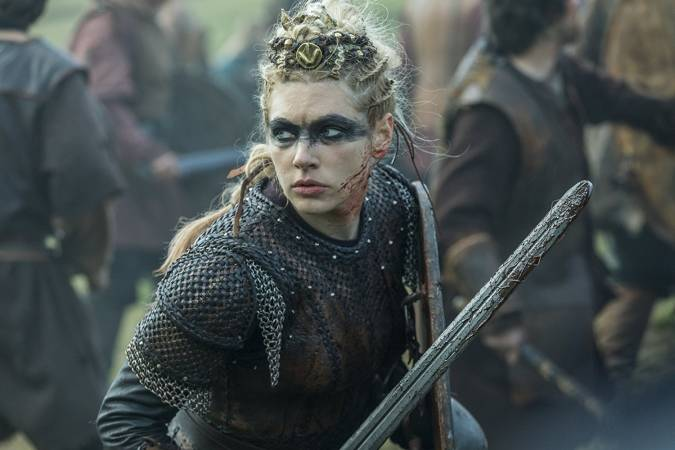 vikings 5x10 lagertha