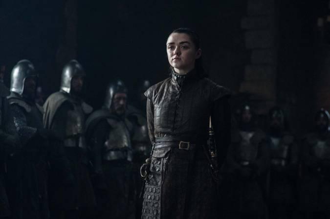 game of thrones temporada 8 arya stark