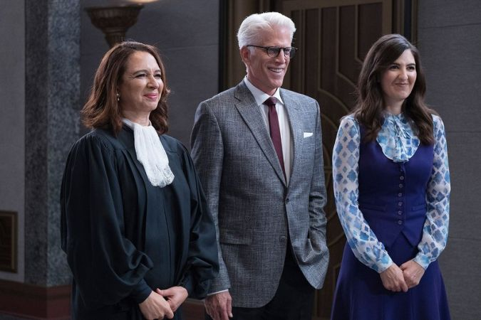 the good place nbc temporada 2