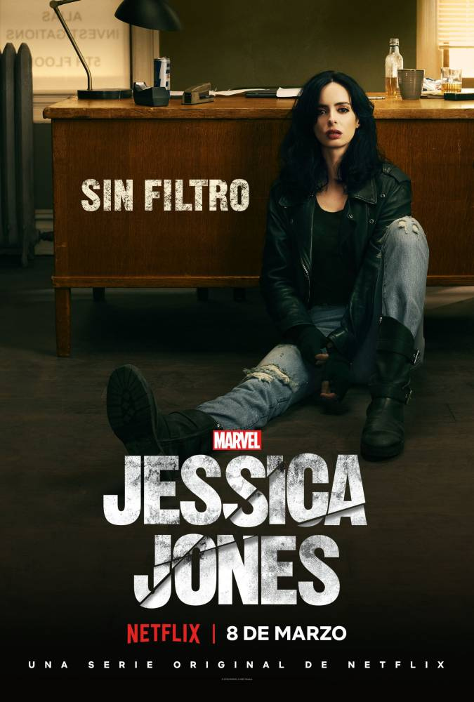 jessica jones temporada 2 netflix