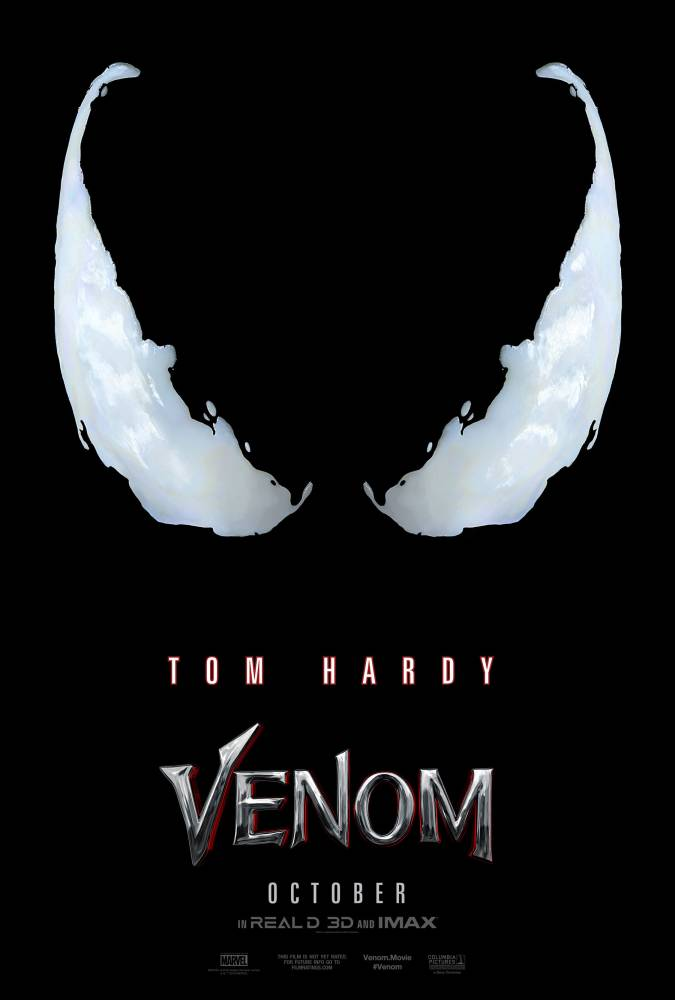 venom pelicula poster